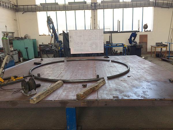Produktion der Technologie auf Auftrag004