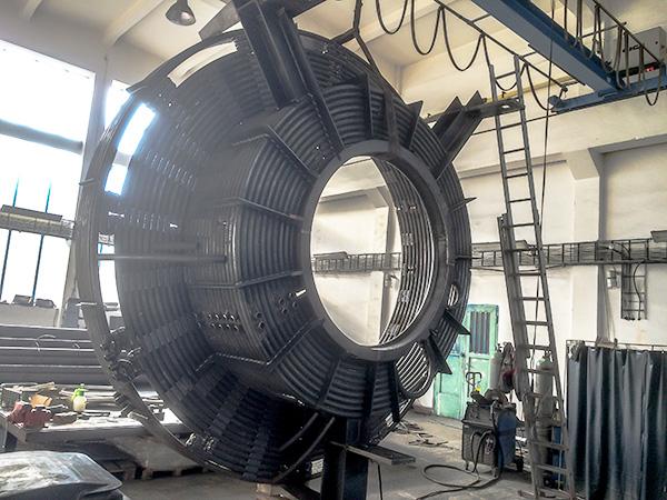 Produktion der Technologie auf Auftrag010