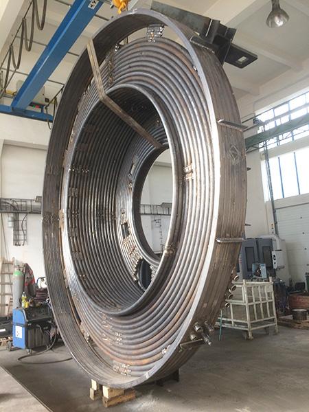 Produktion der Technologie auf Auftrag011