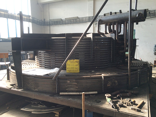 Produktion der Technologie auf Auftrag012