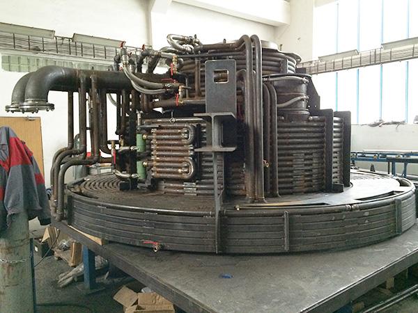 Produktion der Technologie auf Auftrag014